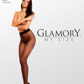 Glamory Satin matt sukkahousut, 20 den