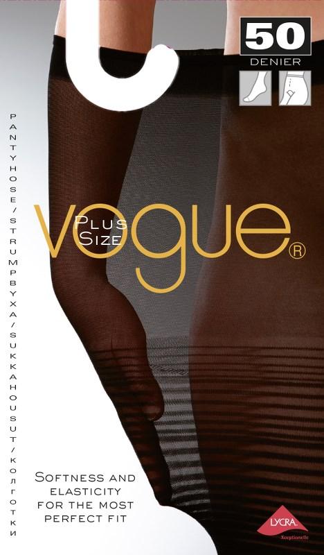 Vogue Plus Size Opaque sukkahousu