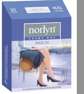 Norlyn Maxi Avara malli ohut matta