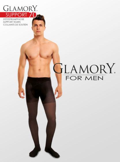 Glamory miesten tukisukkahousut
