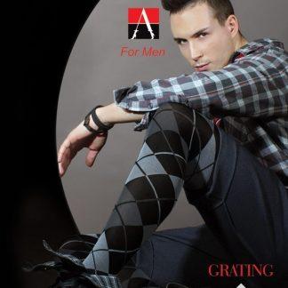 Adrian Grating 60 miesten kuviosukkahousut
