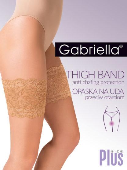 Gabriella Reisisuojat Thigh Band pitsiä